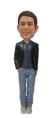 Casual Male Bobblehead #16 - National Bobblehead HOF Store