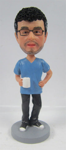 Morning Coffee Bobblehead - National Bobblehead HOF Store