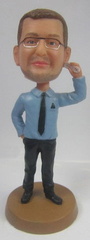Businessman Bobblehead #6 - National Bobblehead HOF Store