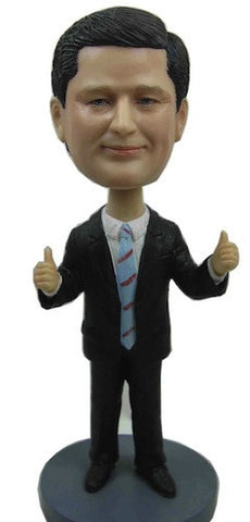 Businessman Bobblehead #33 - National Bobblehead HOF Store