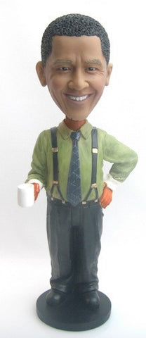 Businessman Bobblehead #9