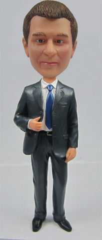 Businessman Bobblehead #10 - National Bobblehead HOF Store