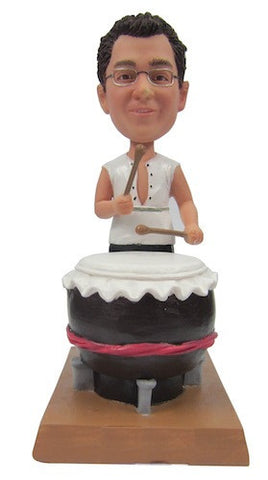 Drummer Male Bobblehead #3 - National Bobblehead HOF Store