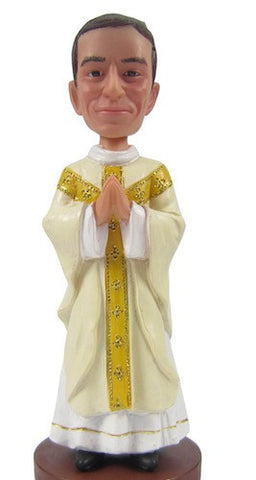 Priest Bobblehead - National Bobblehead HOF Store