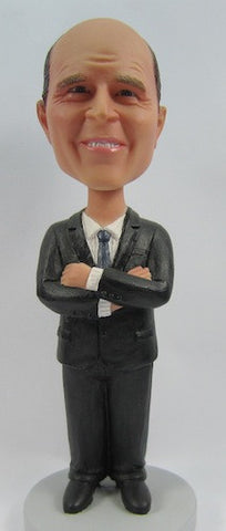 Businessman Bobblehead #18