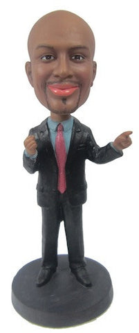 Businessman Bobblehead #20 - National Bobblehead HOF Store