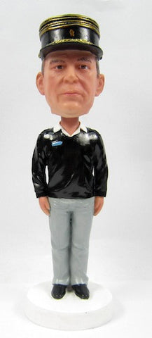 Captain Bobblehead - National Bobblehead HOF Store