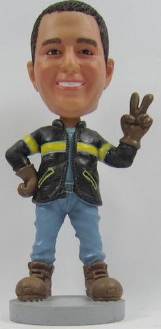 Workman Bobblehead - National Bobblehead HOF Store