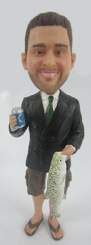 Casual Male Bobblehead #75