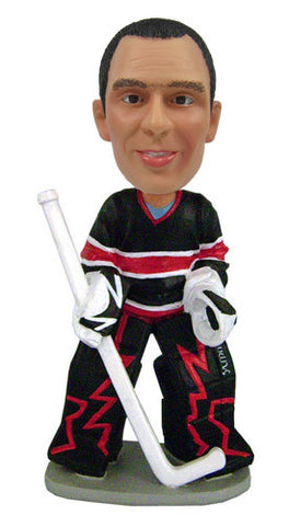 Hockey Goalie - National Bobblehead HOF Store