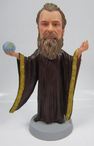 Wizard Bobblehead - National Bobblehead HOF Store