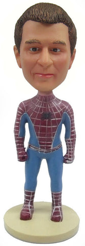 Custom Spiderman Bobblehead - National Bobblehead HOF Store