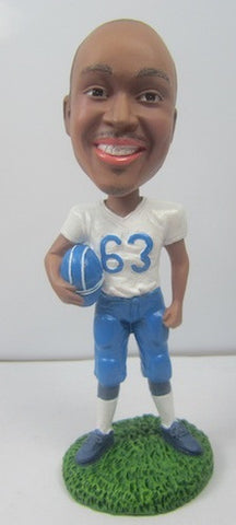 Male Soccer Player #1 - National Bobblehead HOF Store