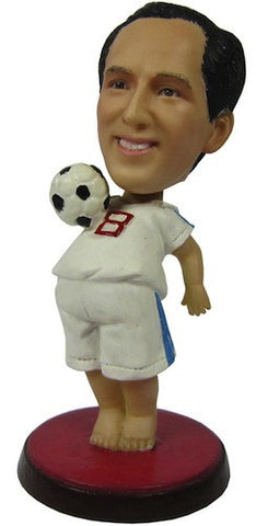 Male Soccer Player #2 - National Bobblehead HOF Store