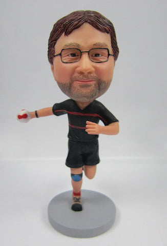 Handball Player - National Bobblehead HOF Store