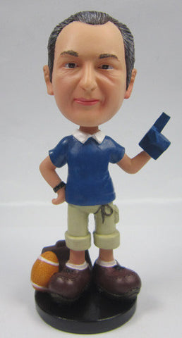 Male Sports Fan - National Bobblehead HOF Store