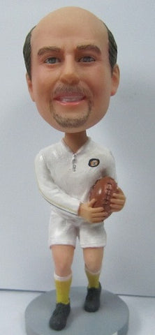 Football Player #5 - National Bobblehead HOF Store
