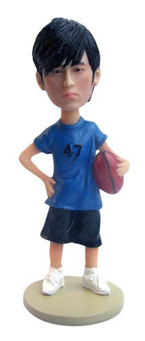 Cool Football Male #1 - National Bobblehead HOF Store