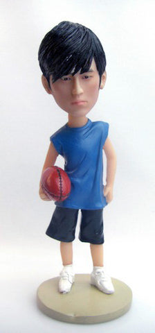 Cool Football Male #2 - National Bobblehead HOF Store