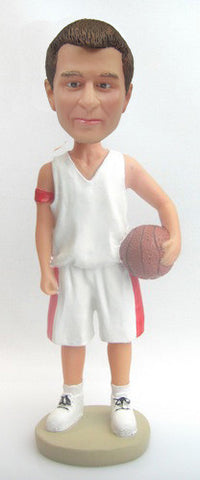 Cool Basketball Male #3 - National Bobblehead HOF Store