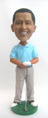 Male Golfer #1 - National Bobblehead HOF Store