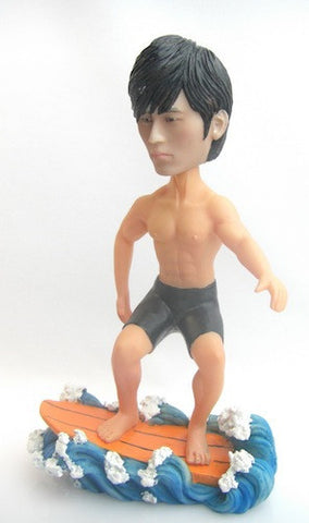 Male Surfer #1 - National Bobblehead HOF Store