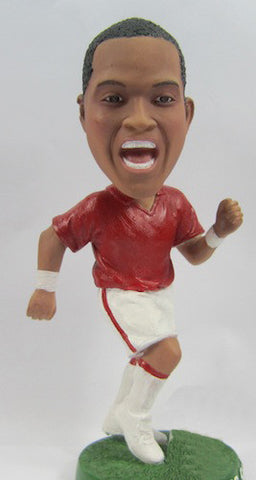 Male Soccer Player #5 - National Bobblehead HOF Store