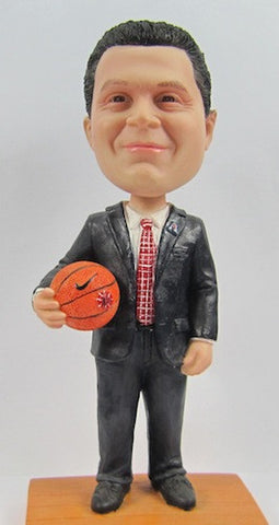 Formal Basketball Male - National Bobblehead HOF Store