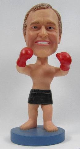 Male Boxer - National Bobblehead HOF Store