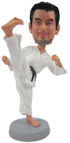 Martial Artist Male #1 - National Bobblehead HOF Store