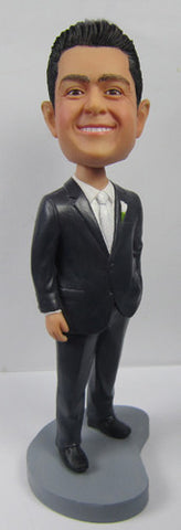 Groom Or Groomsman Bobblehead #2 - National Bobblehead HOF Store