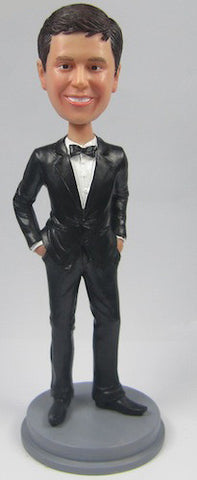 Groom or Groomsman Bobblehead #5 - National Bobblehead HOF Store