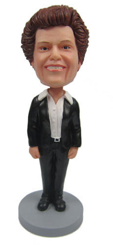 Business Female Bobblehead #1