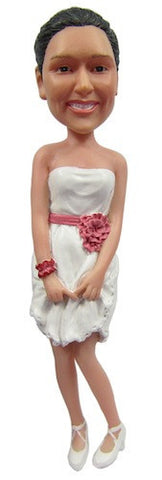 Bride or Bridesmaid Bobblehead #3 - National Bobblehead HOF Store