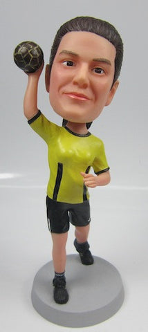 Female Soccer Goalie - National Bobblehead HOF Store