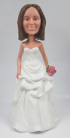 Bride Bobblehead #5 - National Bobblehead HOF Store