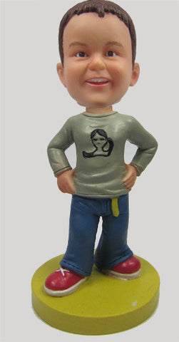 Casual Child #2 - National Bobblehead HOF Store