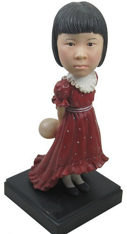 Red Dress Girl - National Bobblehead HOF Store