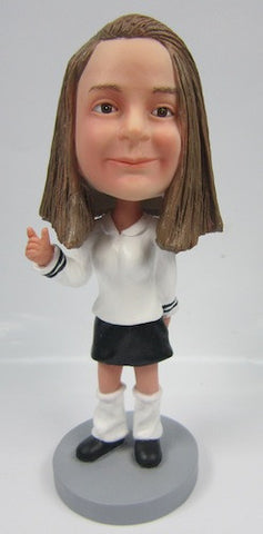 School Uniform Girl - National Bobblehead HOF Store