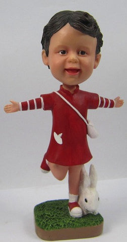 Female Child #3 - National Bobblehead HOF Store