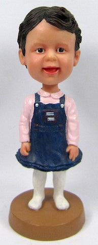 Female Child #4 - National Bobblehead HOF Store