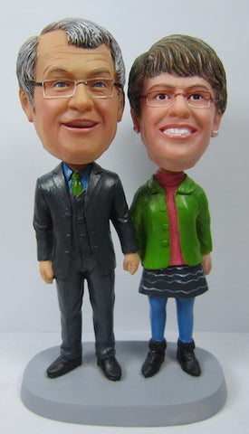 Casual Couple #2 - National Bobblehead HOF Store