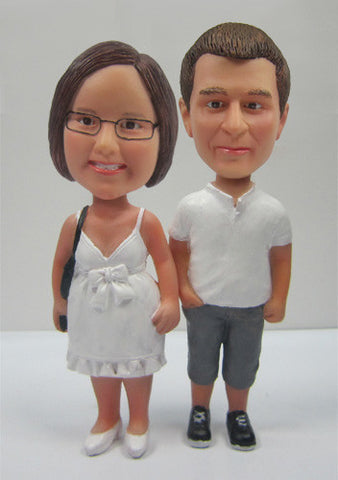Casual Couple #4 - National Bobblehead HOF Store