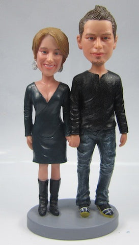 Casual Couple #5 - National Bobblehead HOF Store