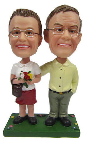 Casual Couple #10 - National Bobblehead HOF Store