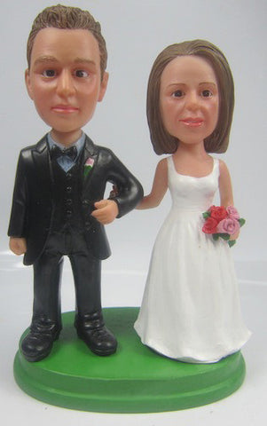 Wedding Couple #14 - National Bobblehead HOF Store
