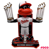 Baltimore Orioles - The Oriole Bird MLB World Series Champions Mascot Bobbleheads