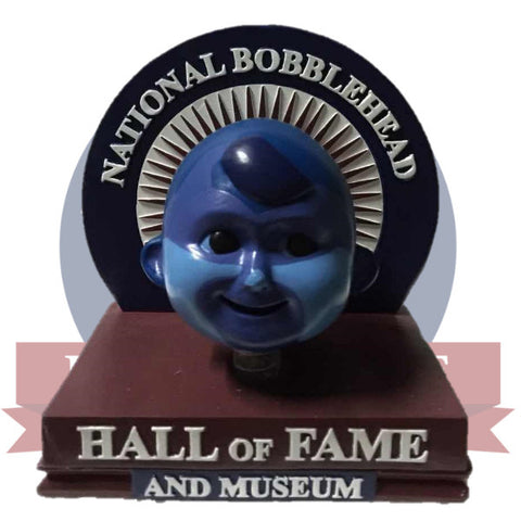 National Bobblehead HOF Bobble Logo