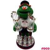 Boston Red Sox - Wally MLB World Series Champions Mascot Bobbleheads