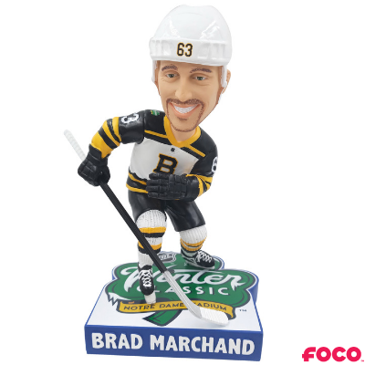 2019 NHL Winter Classic Boston Bruins Bobbleheads